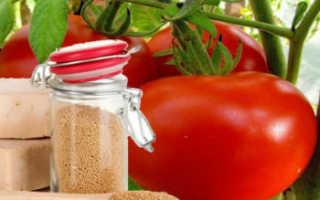 Как подкормить томаты дрожжами
